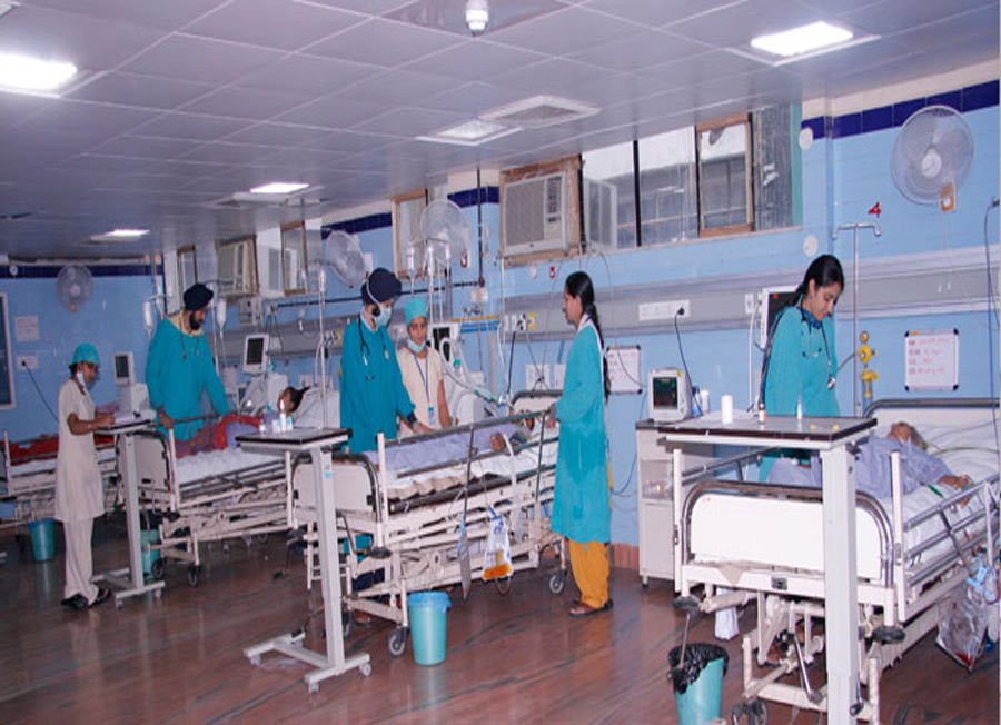 amritsar health facilities nspl research and training centre punjab india